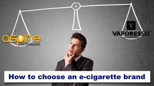 Secrets to choose a cigarette brand