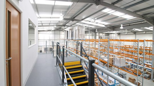Quick guide to warehouse fit out