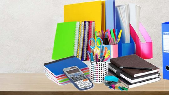 The basics to know about stationery supplies