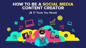 Tips on choosing a social media content creator